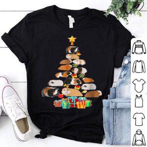 Beautiful Tree Guinea Pig Christmas Guinea Pig Christmas Pajamas shirt