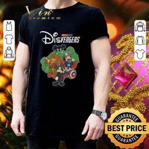 Cool America Mickey Disvenger Superheroes Avengers Disney shirt 2