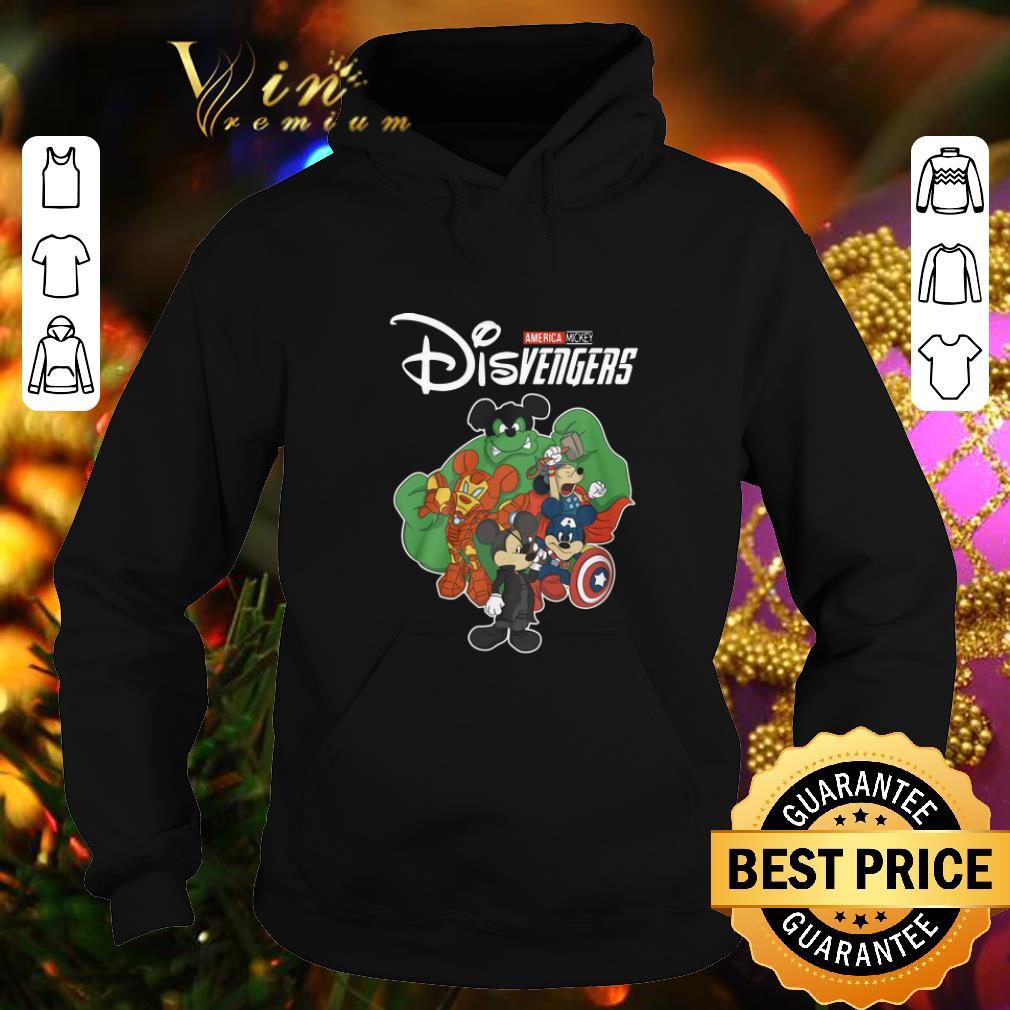 Cool America Mickey Disvenger Superheroes Avengers Disney shirt 4 - Cool America Mickey Disvenger Superheroes Avengers Disney shirt