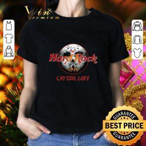 Cool Hard Rock Cafe Crystal Lake shirt