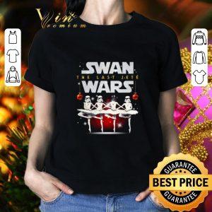 Cool Star Wars Swan the last jete Wars shirt 1