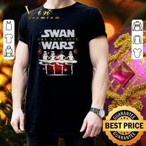 Cool Star Wars Swan the last jete Wars shirt 2