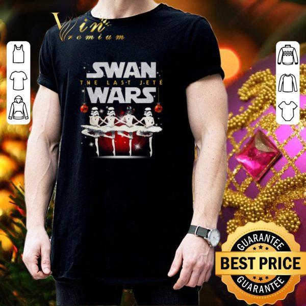 Cool Star Wars Swan the last jete Wars shirt