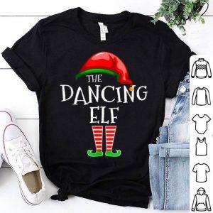 Hot Dancing Elf Group Matching Family Christmas Gift Men Women shirt