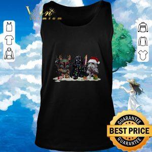 Jango Fett Stormtrooper Darth Vader Christmas shirt