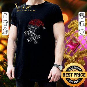 Nice Diamond Autism Santa Christmas shirt 2