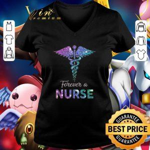 Nice Glitter Forever A Nurse Diamond shirt
