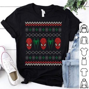 Nice Marvel Spider-Man Ugly Christmas Sweater Graphic shirt
