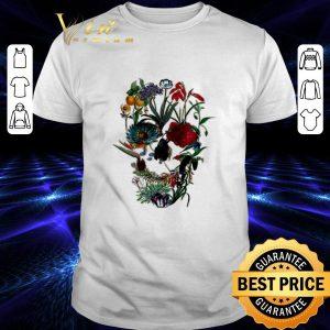 Official Flower Skull shirt