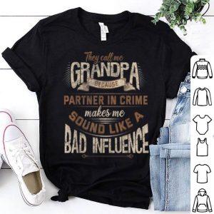 Official Funny Grandpa Slogan Birthday Christmas Gift for Grandad shirt