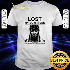 Official Lost my boyfriend Bret Michaels if you find him or look alike shirt