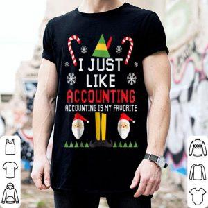 Original Accounting Christmas for Accountants shirt