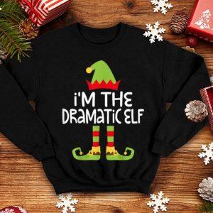 Premium I'm The Dramatic Elf Matching Christmas shirt