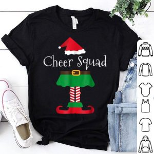 Awesome Cheer Team Cheerleader Elf Family Pajama Christmas sweater