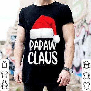 Beautiful Mens Papaw Claus Santa Christmas Family Matching Pajama sweater