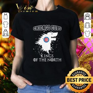 Cool Dragon Chicago Cubs King of the North Game of Throne GOT shirt
