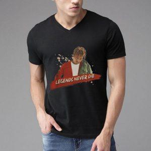 Juice WRLD Legends Never Die shirt