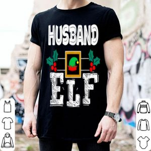 Nice Husband - ELF Heart Christmas Matching Family Ugly Gift sweater