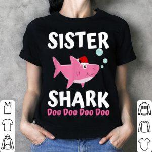 Nice Sister Shark Doo Doo Kids Toddler Christmas Baby Shark sweater