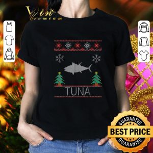 Official Fish Tuna Ugly Christmas sweater 1