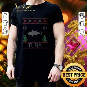 Official Fish Tuna Ugly Christmas sweater 2
