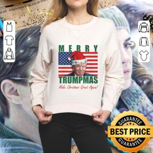 Official Merry Trumpmas Make Christmas Great Again Christmas shirt