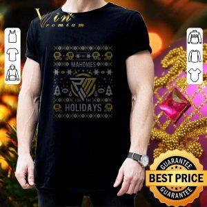 Official Patrick Mahomes for the holidays ugly Christmas 2020 shirt 2