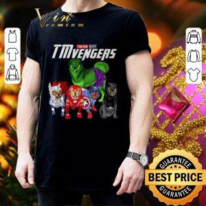 Official Tibetan Mastiff TMvengers Marvel Avengers Endgame shirt 2