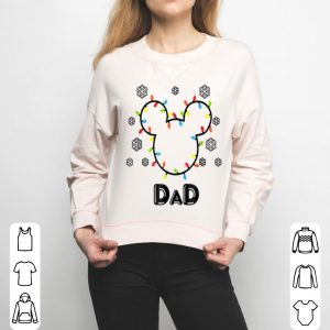 Original Disney Christmas Dad sweater