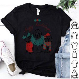 Original Happy Howlidays Christmas Dog Lover Gift For Men Women sweater
