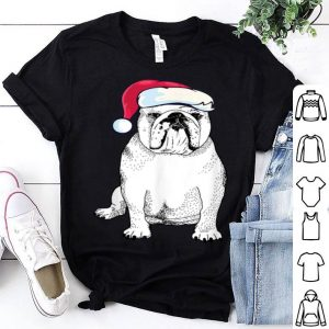 Premium English Bulldog Christmas Gifts for Dog Lover Owner sweater