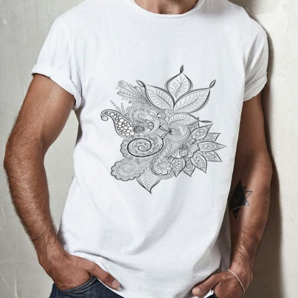 Color Me Floral shirt