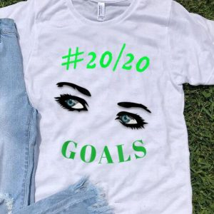 Inspiring Motivation #2020 Vision Goals shirt
