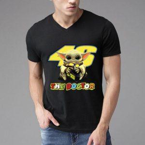 Star Wars Baby Yoda Hug 46 The Doctor shirt