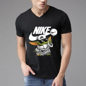 Star Wars Baby Yoda Nike shirt