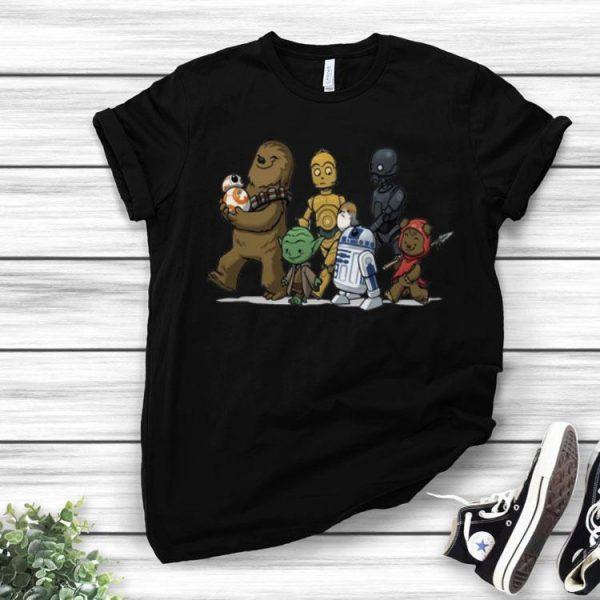 Star Wars Chibi Characters shirt