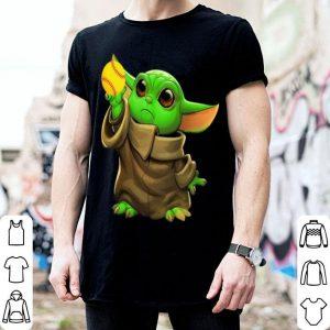 Baby Yoda Baseball shirt
