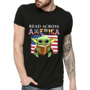 Baby Yoda Reading Books Read Across America shirt