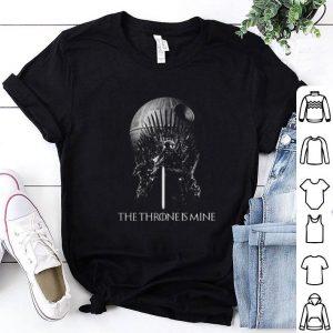Cool Darth Vader The Throne Is Mine Death Star Wars shirt