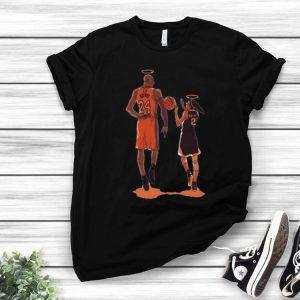 Histoire Kobe Et Gigi Kobe Bryant And His Daughter shirt