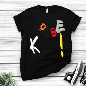 Kobe Basketball Kobe Bryant Legend shirt