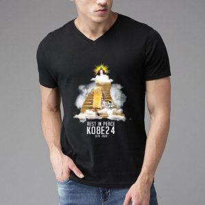 Kobe Bryant And His Daughter In Heaven With Jesus RIP KO8E24 shirt