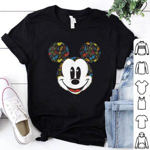 Official Disney Year Of The Mouse Band Concert Mickey Mouse shirt