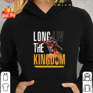 Official Patrick Mahomes Long LIV The Kingdom shirt