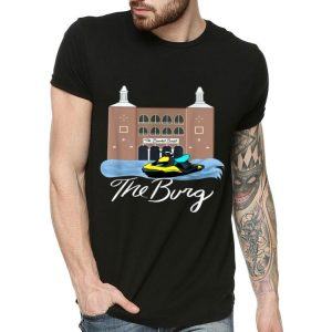 The Bearded Bandit The Burg shirt