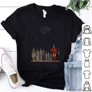 House Stark Game Of Throne Stark And Iron Man Tony Stark shirt