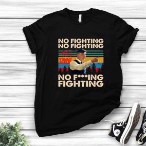 No Fighting No Fighting Tommy Shelby Signature Vintage shirt