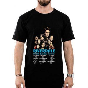 Riverdale Movies Tv 2017-2020 Signature shirt