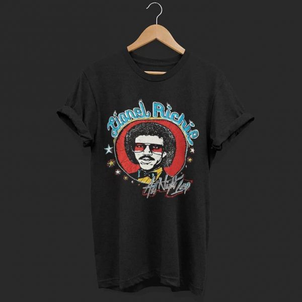 American Idol Katy Perry Lionel Richie shirt