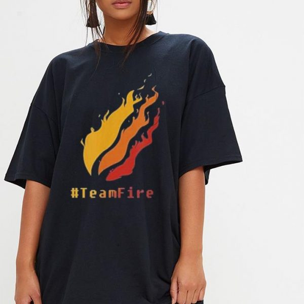 Fire Nation Video Gamer shirt